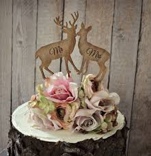 deer cake topper the best wedding cake toppers for a winter mywedding