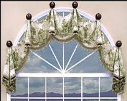 Curved Window Curtain Rods For Arch 342 Best Window Treatments Images On Pinterest Curtains