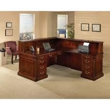 Reception Desk Office Reception Desks Suites You Ll Wayfair