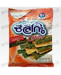 cuisine snack taokaenoi seleco seaweed snacks candies our products