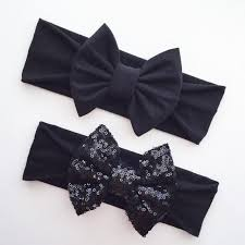 black headbands black headbands sassy bow co