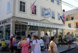 sift bake shop mystic ct left at the fork sift can be found just a block south of main street a block west of the river
