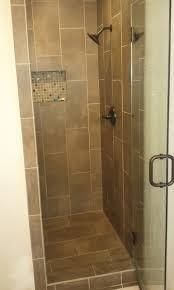 Shower Stalls With Glass Doors Bathroom Interior Modern Guest Bathroom Designs With Glass Door