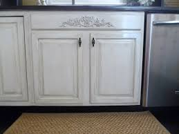 antique kitchen cabinet with flour bin kitchen 44 tuscan classic distressed wood kitchen cabinets beige