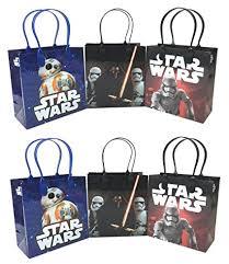 wars gift bags disney wars the awakens bb 8 12 pcs goodie