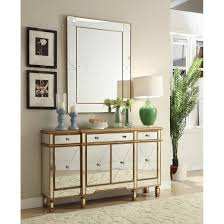30 best ideas of mirrored sideboards