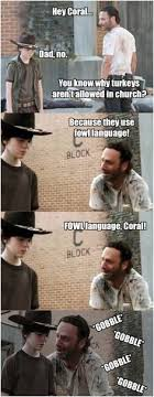 Coral Meme - the walking dead coral meme lovely images rick and carl memes
