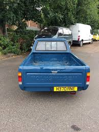 volkswagen fox 1990 vw mk1 caddy pick up open to offers in norwich norfolk gumtree