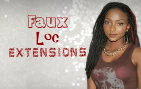 Afro Hair Extensions Uk by Kanekalon Afro Faux Locs Review Temporary Loc Extensions