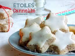 recettes de cuisine de noel biscuits étoiles de noël à la cannelle zimtsterne le