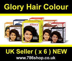 top selling hair dye glory henna hair colour dye best selling brand new 6 x 10g