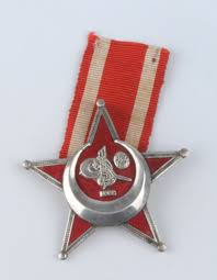 Ottoman Medals 1915 Turkish Gallipoli Or Ottoman War Medal