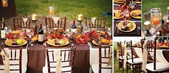 15 outdoor thanksgiving table settings for dining alfresco