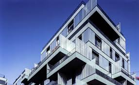 Natural Light Zac Chandon République Housing Development Emphasizes The Contrast
