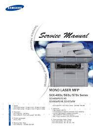 service manual scx 5x3x 483x 130404 manual de servicio 5637 by
