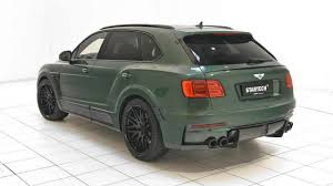 bentley green the bentley bentayga goes green top gear