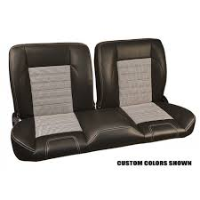 Custom Car Bench Seats 1957 79 Ford Truck Sport Pro Classic Complete Split Back Bench Seat