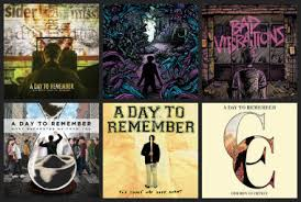 sound the alarm a day to remember u0027s discography ranked