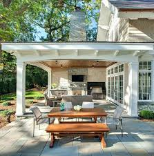 porch plans patio ideas covered outdoor kitchen plans patio traditional with