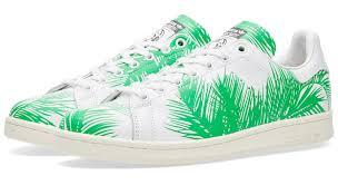 billionaire boys club x adidas stan smith palm tree pack sbd