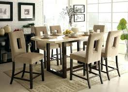 tall chairs for kitchen table high kitchen table and chairs attractive tall breakfast table set