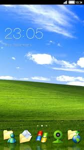 windows xp for android windows xp theme for your android phone clauncher