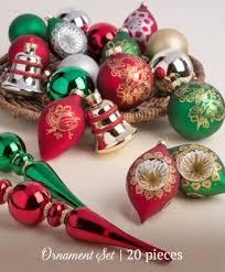 merry bright ornament collection tree classics