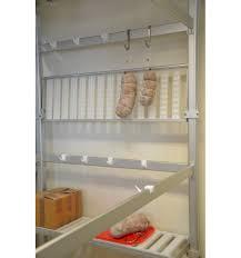 fabriquer une chambre froide portique à viande et carcasses