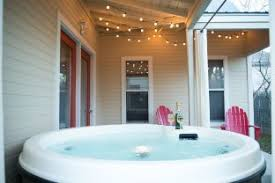 Hotels With Bathtubs Lodging In Fredericksburg Tub Private Absolute Charm