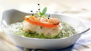 cuisiner du merlu recette coeur de filets de merlu façon florentine facile pour 4