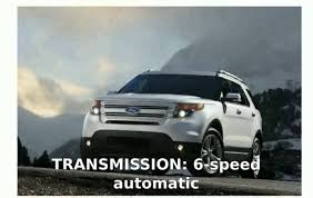Ford Explorer Interior Dimensions - 2012 ford explorer 2 0l ecoboost specs and features youtube