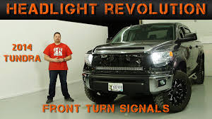 2016 toyota tundra fog light bulb 2014 2017 toyota tundra front turn signals tundra video series
