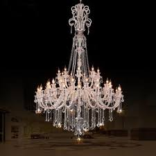 Church Chandelier 45 Arm Church Chandelier Lighting Led Candle Large