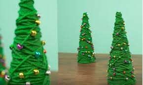 here s how to make two mini trees tiphero