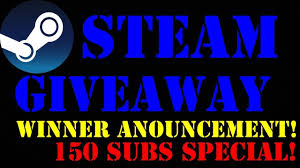 10 dollar steam gift card 10 dollar steam giftcard giveaway winner announcement