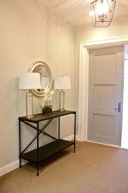 Painted Interior Doors Painting Bedroom Doors The Interior Doors In The Hallway Were