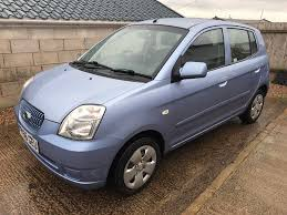 2006 kia picanto 1 1 lx 5 door hatchback in carlton