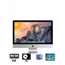 apple ordinateur de bureau apple apple ordinateur imac 21 5 intel i5 1 6 ghz