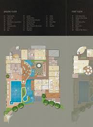platinum club floor plan