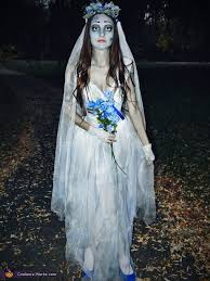 Bride Halloween Costume Ideas Corpse Bride Costume Corpse Bride Halloween Costume Contest