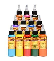 amazon com eternal tattoo ink sets grey wash set pick yours