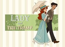 Lady Tramp Titanicgal1912 Deviantart