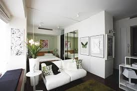 Decor Ideas To Steal From Tiny Studio Apartments Home  Decor - Interior design small apartment ideas