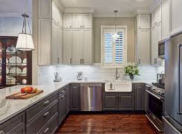 can cabinets be same color as walls how to give your kitchen a custom look without a complete