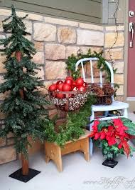 50 stunning christmas porch ideas style estate christmas porch 2013