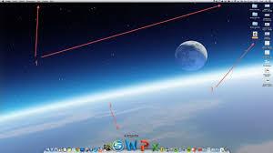 mac bureau bureau présentation réglages accès rapides et dashboard mac