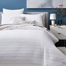 Cheap Cotton Bed Linen - bed linen bedding modern bed linen west elm