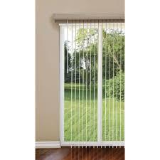 designview mosaic tan 3 5 in vertical blind 78 in w x 84 in l