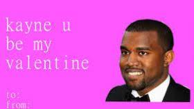 kanye valentines card kanye west valentines day card uk gift ideas