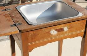 Best Sewing Table by Old Sewing Machine Cabinet Makeover Home